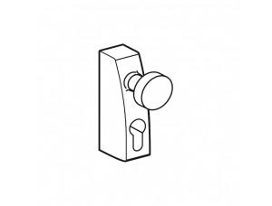PHT 06 Внешний фитинг с нажимной ручкой для стандартных дверей DORMA (dormakaba)