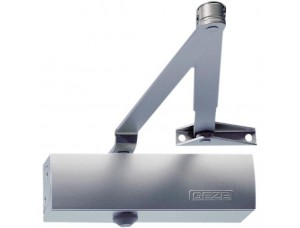 GEZE TS 1500 EN3/4 (дверной доводчик в комплекте с рычагом)