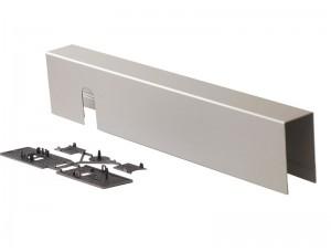 Крышка привода ED100/250 BASIC, серебро, 29241001 DORMA (dormakaba)
