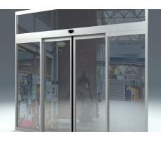 Комплект привода для автоматической раздвижной двери (DORMA) Dormakaba ES 200 Easy Plus