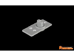 Universal EASY  Подшипник напольный с осью для петли PT 10