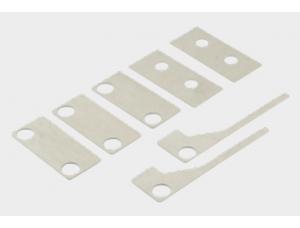 Universal EASY Уплотнитель для петель PT 40 для стекла толщиной 12 мм (пара)