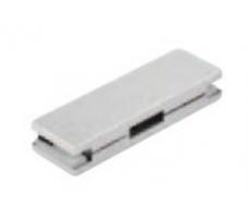 Universal EASY GK 50. Ответная часть для центрального замка US 20, для стекла толщиной 10 мм.