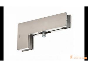 Universal EASY PT 40. Угловой фитинг для фрамуги и боковой панели с осевой вставкой 15 мм., для стекла толщиной 10 мм.