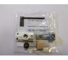 Механический фиксатор открытого положения (ФОП) для доводчиков DORMA TS 90