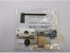 Механический фиксатор открытого положения (ФОП) для доводчиков  DORMA (dormakaba) TS 90