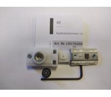 Механический фиксатор открытого положения (ФОП) для доводчиков DORMA TS 91, TS 92, TS 93