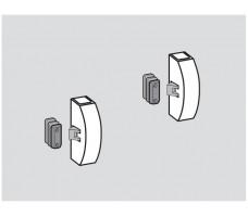 2206 PHX 06 Верхняя и нижняя боковые защелки без противовзломной защелки. DORMA (dormakaba)