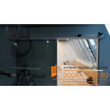 Готовый объект по автоматической раздвижной двери DORMA (dormakaba) от компании DOORK-SHOP.RU