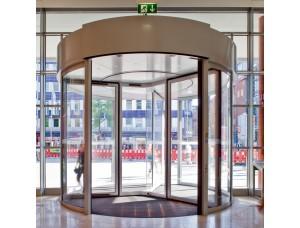 Карусельные двери dormakaba KTC-2 / KTC-3 / KTC-4