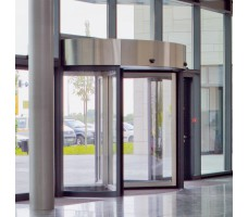 Карусельные двери dormakaba KTV-3 / KTV-4 / KTV-ATRIUM