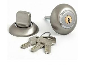DORMA Фиксатор-ключ Bonn R SN/CP(матовый никель/хром)