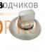DORMA Накладка Берлин R WC-6 мм AB/CP (античная бронза/хром)