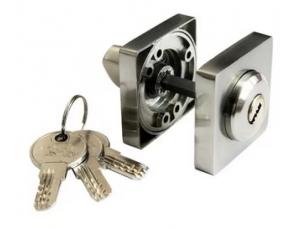 DORMA Фиксатор-ключ Bonn S SN/CP(матовый никель/хром)
