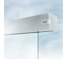 83667015099 MUTO Comfort M 60, комплект, крепление на стену, для панели шириной 950 мм, длина профиля 1900 мм, DORMA (dormakaba)