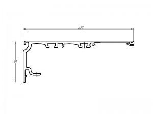 TST профиль оператора 6250 мм арт 25505701120
