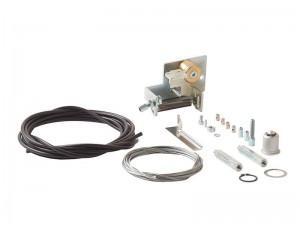 Кнопка для ручной разблокировки замка на крышке привода, 4000120