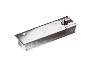 DORMA (dormakaba) BTS 75 V напольный дверной доводчик с фиксацией на 105° (тело доводчика со шпинделем и монтажной ванной без крышки)