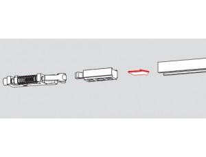 Механический фиксатор открытого положения (ФОП) для доводчиков DORMA ITS 96