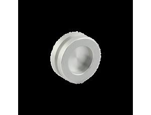 Плоская ручка-кноб для стекла толщиной 8/10/12 мм DORMA (dormakaba)