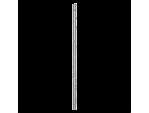 Ручки-скобы, двусторонние Серия DORMA (dormakaba) Universal Light длина 1 760 мм