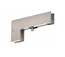 Угловой фитинг для фрамуги и боковой панели PT 40 с осевой вставкой (ø 15 мм) Серия DORMA (dormakaba) Universal Light