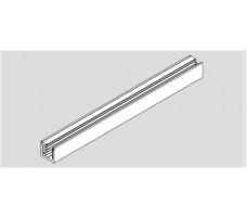 36.810 MUTO Comfort, напольный профиль для фиксации боковой панель DORMA (dormakaba)