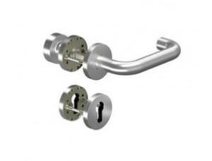90050055176 Комплект ручек Pure 8100 / 3020 / 6501 / 6612 RH, 38-56 мм, 8 мм, нерж. ст.