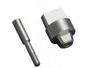 Шпиндель увеличенный +10 мм для доводчиков DORMA (dormakaba) BTS