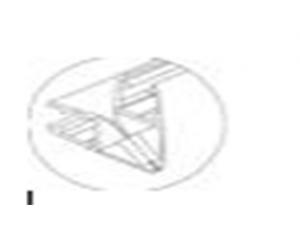 8030186Душевой магнитный уплотнитель 90гр 8мм стекло 2,2м DORMA (dormakaba)