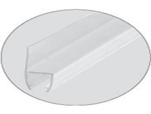 8030188Душевой мягкий уплотнитель 180° 8мм стекло 2м DORMA (dormakaba)